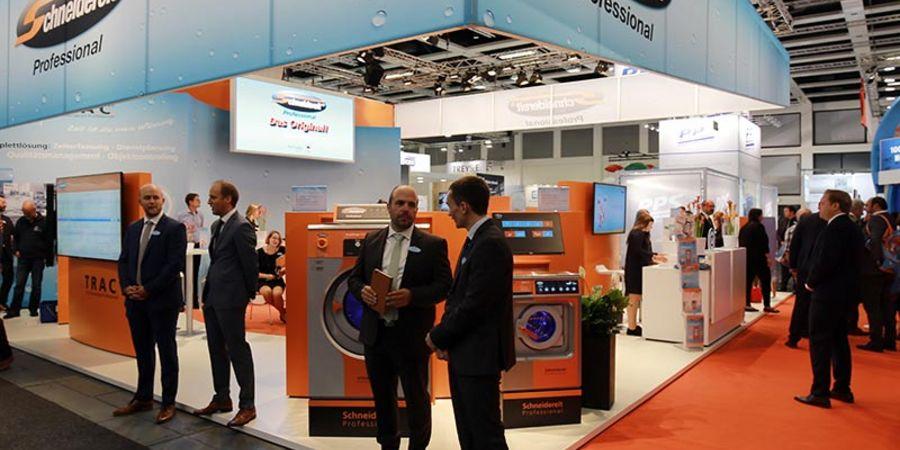 Schneidereit Professional: Die komplett vernetzte Waschmaschine