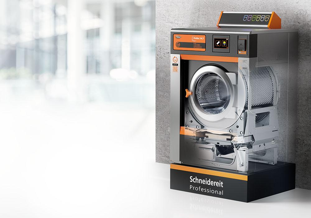 ProTec® – de veiligste manier om te wassen.